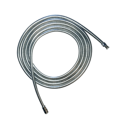 4 Metre Chrome Shower Hose