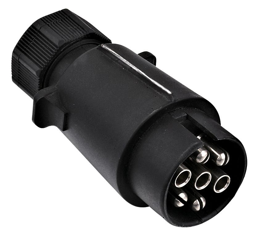 7 Pin Plastic Plug