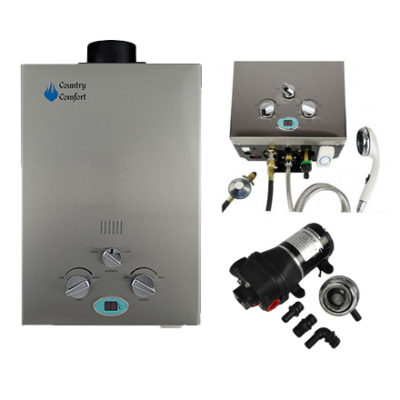 Southern Cross Camping for the best camping hot water systems
