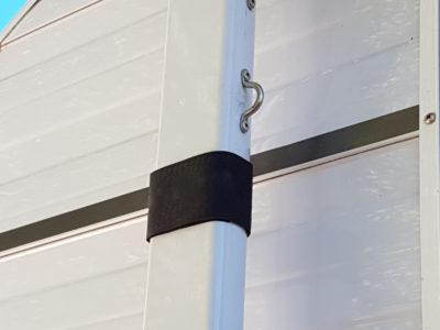 Caravan Awning safety straps