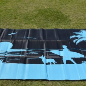 Recycled camping mats from Southern Cross Camping