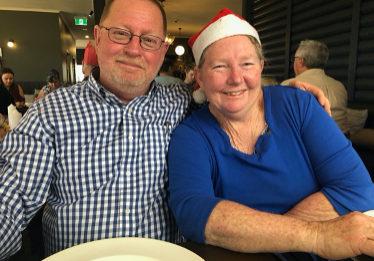 Rob and Lyn Morton